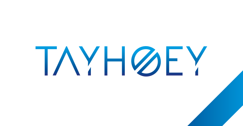 Branding and logo design for Lanarkshire based business consultant, Tayhoey.