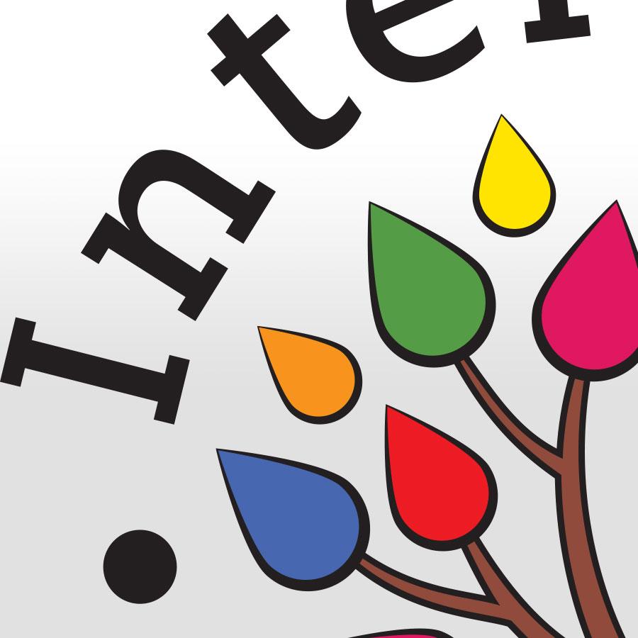 branding, newsletter design and website design for Glasgow based charity Interfaith Glasgow