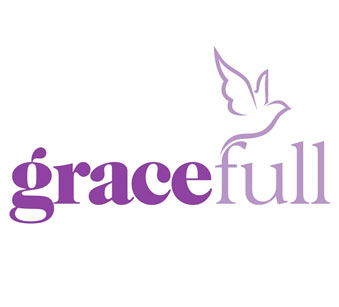 Branding and logo design for Glasgow based charity, Gracefull.