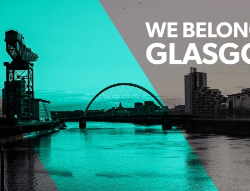 We belong to Glasgow!
