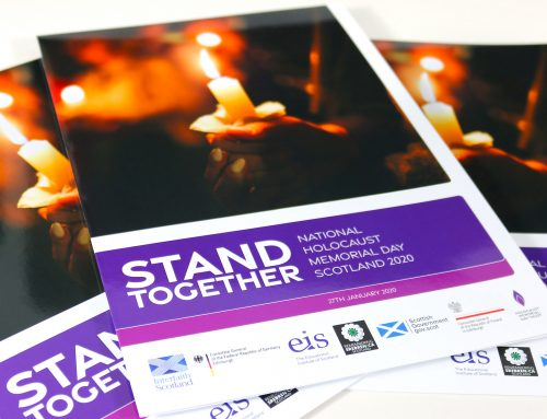 Programme Design for Holocaust Memorial Day