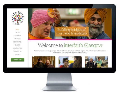 Interfaith Glasgow Website Launch