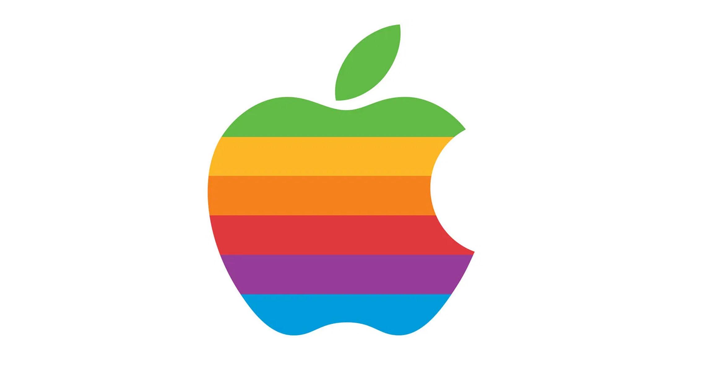 Second Apple Logo